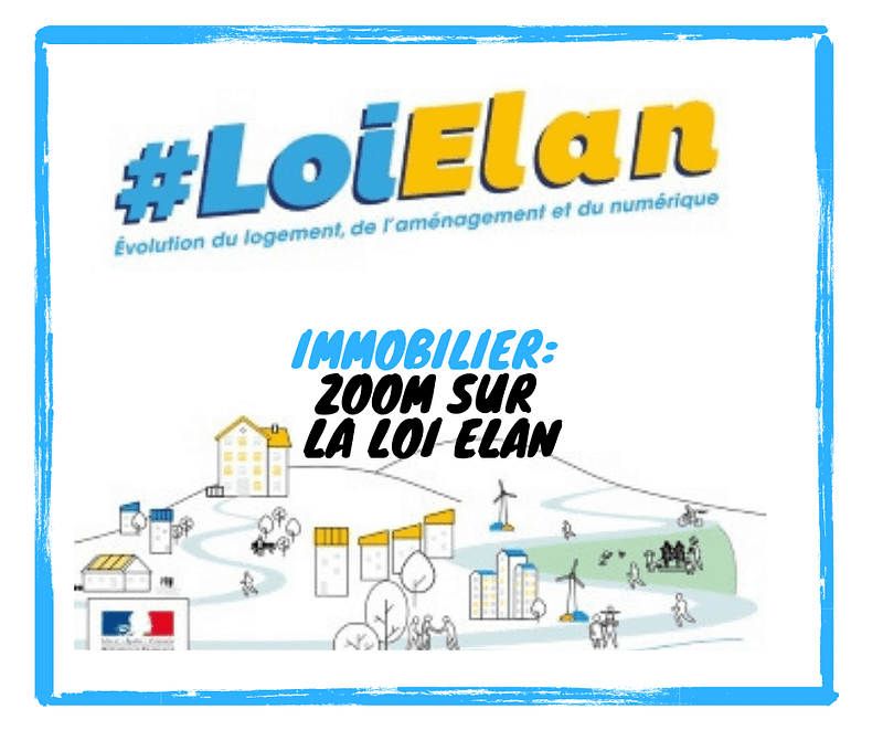 Immobilier: zoom sur la loi ELAN easygp